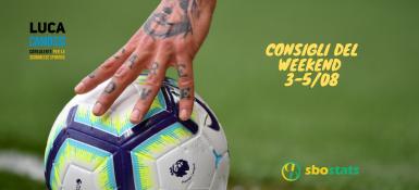 I consigli del week-end 3-5 agosto